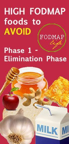 Following the first phase of the Low-FODMAP diet? You will want to avoid all…