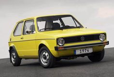 40 anni di Volkswagen Golf: foto - Foto - Auto - Virgilio Auto e Moto