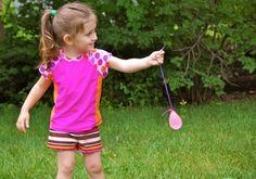 Make water balloon yo-yos.
