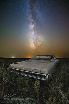 """300  """"300"""" From the Stardust and Rust series...    Aaron Groen  Prints -  http://ift.tt/2yN2Fpz  Camera: Canon EOS 6D  Join the Milky Way Group http://ift.tt/2sf2DTT and share your Milky Way creations or findings with the world! Image credit: http://ift.tt/2y5w2Qe Don't forget to like the page or subscribe for more Milky Imagery!  #MilkyWay #Galaxy #Stars #Nightscape #Astrophotography #Astronomy"""