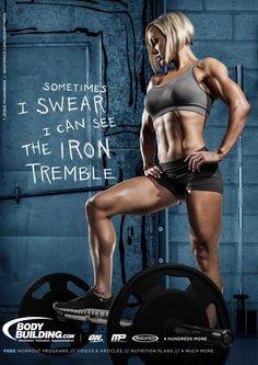 Jessie Hilgenberg - Female Fitness