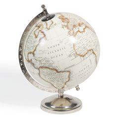 Globe beige Clémence - 19,99€ - maisons du monde