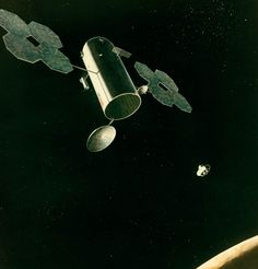 NASA's piloted flyby spacecraft design concept at the time Congress rejected the proposal in late 1967, in the wake of the January 1967 Apollo 1 fire.
