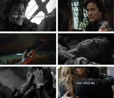 I'm crying   #the100 #kabby