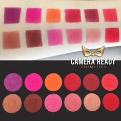 This CRC exclusive La Femme palette has a gorgeous selection of versatile, pigmented shades!