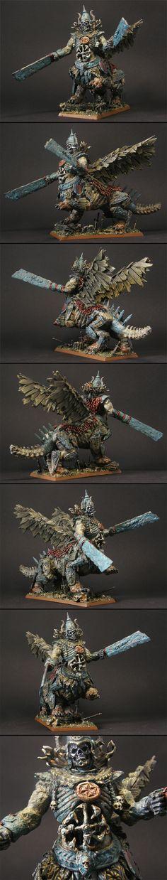 Converted Necrosphinx