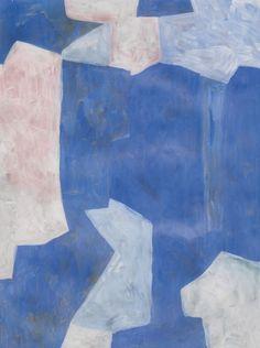 1960 Serge Poliakoff (Russia 1906~1969 France)