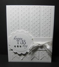 stampin up wedding cards | stampin up wedding cards | found a really ... | ~♥ Cards & Prints ...