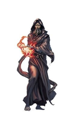 Character Art S4: Evil Spellcasters