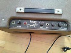 FENDER REVERB UNIT 1965 in Rheinland-Pfalz - Konz | Musikinstrumente und Zubehör gebraucht kaufen | eBay Kleinanzeigen