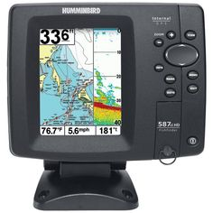 587ci HD DI Fishfinder/GPS Combo (408480-1) by HUMMINBIRD on ValleySeek for $411.59