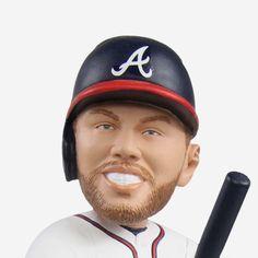Mvp Trophy, Braves Baseball, Atlanta Braves, Everyone Knows, Bobble Head, Team Logo, Captain Hat, Miniature, Seasons