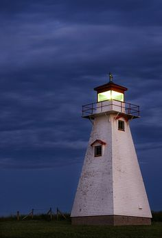 Lighthouse blues