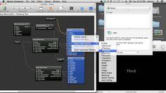 Macro Patches in Quartz Composer - VJs Magazine Hardware Software, Web Magazine, Music Videos, Patches, Presentation, Quartz, Ads, Technology, Tech
