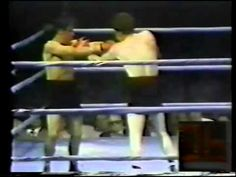 """Bobby Chacon v.s Danny""""Little Red"""" Lopez"""