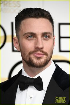 If it wasn't for that UPSET win over Mahershala Ali at the 2017 #GoldenGlobes I wouldn't have paid Aaron Taylor-Johnson no mind. #ForRealForReal #BritishBae