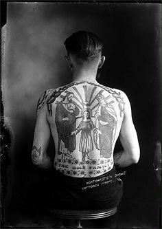 Percy Waters back piece
