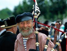 Le festival de Cornouaille à Quimper