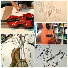 Art class,