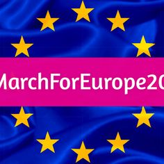 Let's #MarchForEurope2017