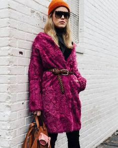 Gorgeous Street Style Coat 2018 Trends Ideas 16