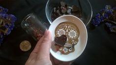 Na cozinha com a Filipa: Chocolate pimenta rosa