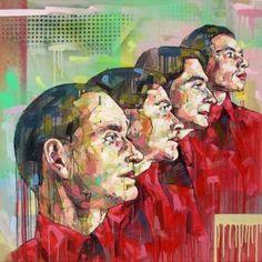 Kraftwerk | character design