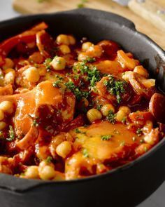 Healthy Slow Cooker, Healthy Crockpot Recipes, Healthy Cooking, Cooking Recipes, Tapas, I Want Food, Couscous, Happy Foods, Paella
