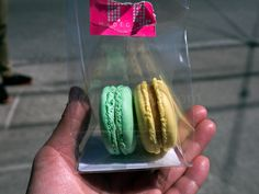 Macarons from Nadege > Where to eat in #Toronto http://www.rtwgirl.com/where-to-eat-toronto/