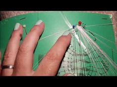 Cortinas de encaje y aplicaciones gallegos,comienzo de la aplicación - YouTube Bobbin Lace Patterns, Tatting, Videos, Crochet, Fabric, Youtube, Vestidos, Lace Curtains, Crochet Squares