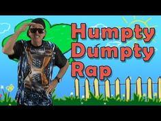 Humpty Dumpty | Humpty Dumpty Rap | Brain Breaks | Nursery Rhymes | Jack Hartmann