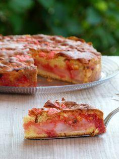 Chic, chic, chocolat...: Gâteau lyonnais aux poires et pralines roses