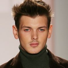 10 Super Stylish Shorter Hairstyles for Men: Blown Up