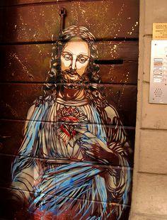 Via Torino   #c215 - More #streetart at www.Streetart.nl