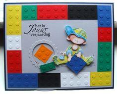 F4A115 Lego for a boy [or a husband]