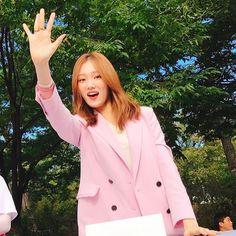 Korean Actresses, Korean Actors, Actors & Actresses, Kim Bok Joo Lee Sung Kyung, Lee Sung Kyung Wallpaper, Asian Boys, Asian Girl, Cha Eun Woo Astro, Weightlifting Fairy Kim Bok Joo