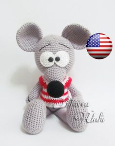 PATTERN - Cute Mouse