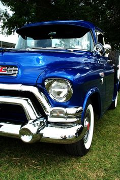 1956 GMC 100  Maintenance/restoration of old/vintage vehicles: the material for new cogs/casters/gears/pads could be cast polyamide which I (Cast polyamide) can produce. My contact: tatjana.alic@windowslive.com