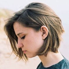 Short Hair Cuts for Girls Short Bob Haircuts 2015 Hairstyles, Short Hairstyles For Women, Hairstyle Short, Hairstyles Haircuts, Medium Hairstyles, Trendy Hairstyles, Hairstyle Ideas, Neck Length Hairstyles, Natural Hairstyles