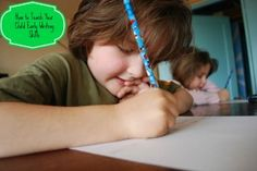 Would you like your child to learn how to write at an earlier age? It's possible to teach your child early writing skills with the right tools.