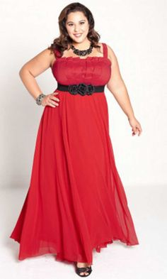 Glamorous Floor Sweeping Gathered Chiffon Zipper Fully Lined Red Modest Plus Size Prom Dresses,Plus size bridesmaid dresses 2012, designer bridesmaid dresses on sale at affordable price - Prom Dresses 2012_Plus Size Prom Dress_Plus Size Wedding Dress-TesBuy.com