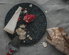 Unique handmade natural marble and granite products by ChipChopBoard Marble Cheese Board, Granite, Etsy Seller, Unique, Handmade, Natural, Food, Table, Decor