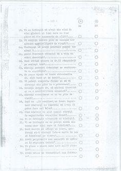 Inventarul de Personalitate Eysenck - Documents