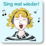 """Liederbaum - 600 Kinderlieder und Singspiele. Damit das Mitsingen gleich gut funktioniert, kannst du dir jede Melodie anhören. Klicke dazu auf """"Lied abspielen""""."""