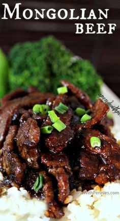 Mongolian Beef is my go to when we order out! The best thing is that when I'm … Mongolian Beef is my go to when we order out! The best thing is that when I'm craving my favorite Chinese food dishes, this is honestly one of the easiest to make! Easy Mongolian Beef, Mongolian Beef Recipes, Mongolian Beef Recipe Pf Changs, Mongolian Chicken, Quick Weeknight Meals, Easy Meals, Boeuf Mongol, Mongolisches Rind, Chinese Dishes Recipes