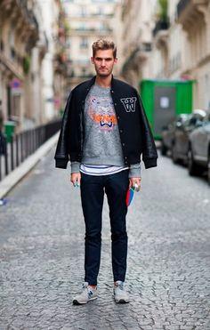 new balance hombre de moda