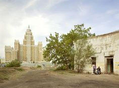 A Photographer Sees Pomp in Russia's Post-Soviet Architecture - Point of View - January 2014