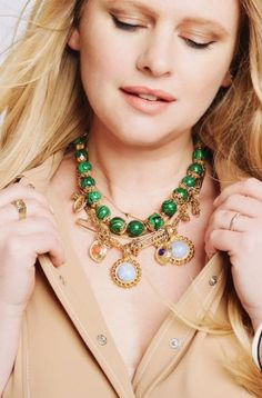Petro is wearing Katerina Psoma Pendant, How To Wear, Shopping, Jewelry, Women, Style, Fashion, Swag, Moda