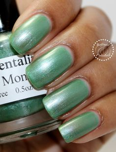 Mentality-Mona swatch by Refined and Polished. Thanks!