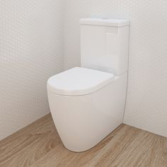 Toilet Suites - Urbane - Urbane Wall Faced Close Coupled Suite